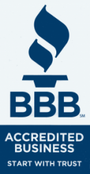 BBB accredited business - start with trust